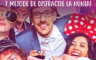 Distractie la nunta – 7 metode care merita incercate