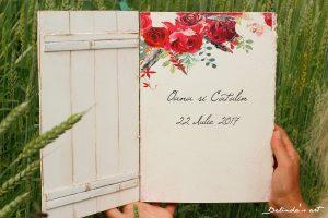 Albume foto de nunta by Delinda's Art