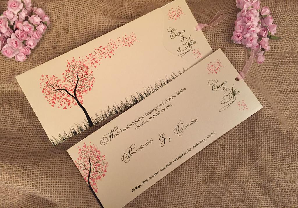 invitatie-de-nunta-stil-romantic-inimioare