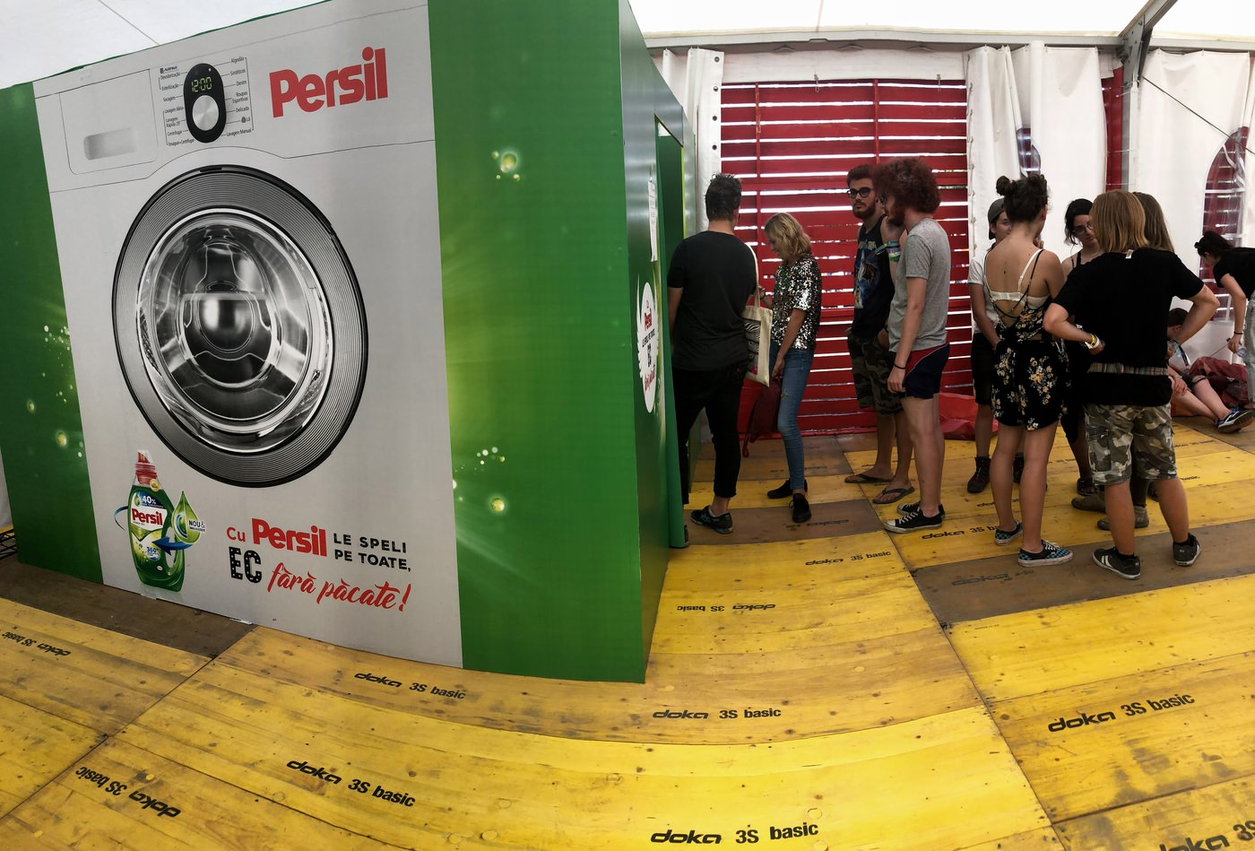 Activare-Photobooth-Cheerup-Persil-Electric-Castle